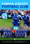 Forfar Athletic Official Calendar 2011